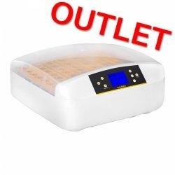 OUTLET | Inkubator do jaj 80W na 56 jaj owoskop