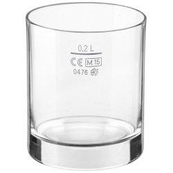 Szklanka 200 ml STALGAST 400542 400542