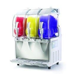 Urządzenie do napojów lodowych typu granita I-Pro 3 ELETTRONICA