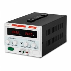 Zasilacz laboratoryjny - 0-30 V - 0-20 A DC STAMOS 10021170  S-LS-79
