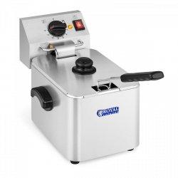 Frytownica - 8 litrów - termostat E.G.O. ROYAL CATERING 10010150 RCEF 08E-EGO