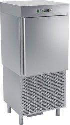 Schładzarko - zamrażarka szokowa 10x GN1/1 lub tace 400x600 760x800x1850 DM-S-95110 DORA METAL DM-S-95110 DM-S-95110