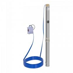 Pompa głębinowa - 2200W - do 96 m - stal nierdzewna MSW 10060174 MSW-SPP48-220