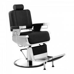 Fotel fryzjerski Physa Luxuria czarny PHYSA 10040050 PHYSA LUXURIA BLACK
