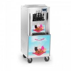 Maszyna do lodów włoskich - 33 l/h - 3 smaki ROYAL CATERING 10011364 RCSI-33-3