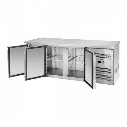 Stół chłodniczy - 339 l - stal nierdzewna ROYAL CATERING 10010458 RCLK-S339
