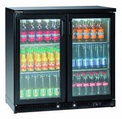 Szafa chłodnicza na butelki 250L 2 drzwi BARTSCHER 110138 110138