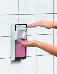 Dozownik mydła 1L, obsługa łokciem BARTSCHER 850008 850008
