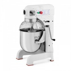 Mikser planetarny - 30 l - 1100 W - opuszczana misa ROYAL CATERING 10011246 RCPM-30WP