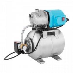 Pompa samozasysająca - 1200W - 19 l - stal nierdzewna HILLVERT 10090091 HT-ROBSON-JP1200CS