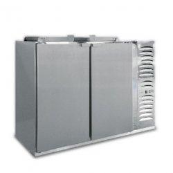 Schładzarka na odpady o pojemności 2x240l 1830x866x1346 BLOD-2240 DORA METAL BLOD-2240 BLOD-2240