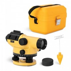 Niwelator optyczny - powiększenie 32 x - śr. 38 mm STEINBERG 10030469 SBS-LI-32/38