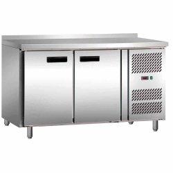 Stół chłodniczy 2 drzwiowy agregat po prawej stronie STALGAST 841026 841026