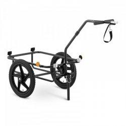 Przyczepka rowerowa - 35 kg - odblaski UNIPRODO 10250519 UNI_TRAILER_17