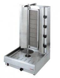 Kebab - grill gazowy DG - 10 A REDFOX 00000336 DG - 10 A
