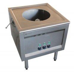 Parownik Dim Sum Steamer (1 otwór) COOKPRO 690010001 690010001