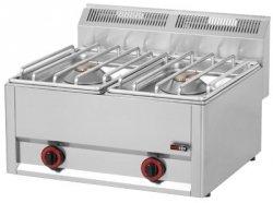 Kuchnia gazowa SP 60/2 GLS REDFOX 00000502 SP 60/2 GLS