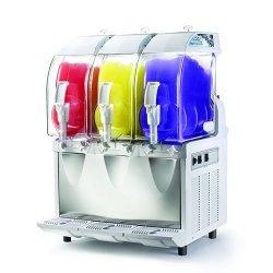 Urządzenie do napojów lodowych typu granita I-Pro 3 MECCANICA