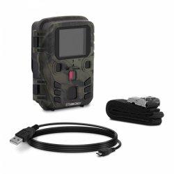 Fotopułapka - 5 Mpix - Full HD - 2 IR LED - 20 m - 1,1 s Stamony 10240071 ST-HC-2000M