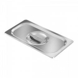 Pokrywka na pojemnik gastronomiczny - GN 1/3 - stal nierdzewna ROYAL CATERING 10010656 RCGN-1/3-LID-1