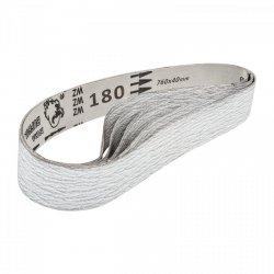 Taśma szlifierska - ziarnistość 180 - 760 mm MSW 10060064 MSW-AOBELTS476-180