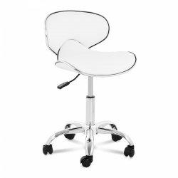 Krzesło kosmetyczne Munich - białe PHYSA 10040391 PHYSA MUNICH WHITE