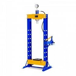 Prasa hydrauliczna - 30 t - 666 bar MSW 10060301 MSW-WP-30T