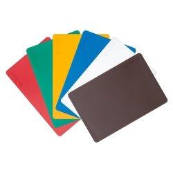 Zestaw desek HACCP 450x300 mm STALGAST 341450 341450