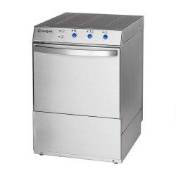 Zmywarko wyparzarka uniwersalna 400/230V z dozownikiem płynu myjącego STALGAST 801506 801506