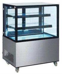 Witryna chłodnicza 2-półkowa 300 l HENDI 233337 233337