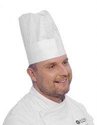 Czapka kucharska - zestaw  10 szt. HENDI 560044 560044