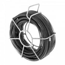 Spirala do rur - zestaw - 6 x 2,45 m / Ø 16 mm MSW 10060366 MSW-CABLE SET 1