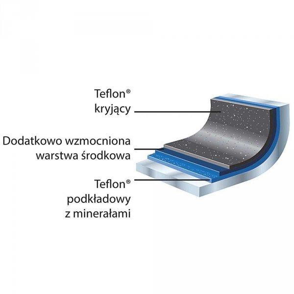Patelnia nieprzywierająca PLATINUM d 240 mm