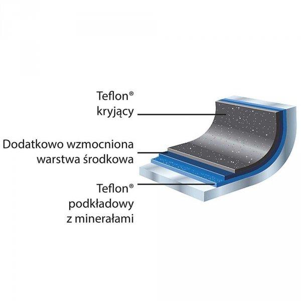 Patelnia nieprzywierająca PLATINUM d 400 mm