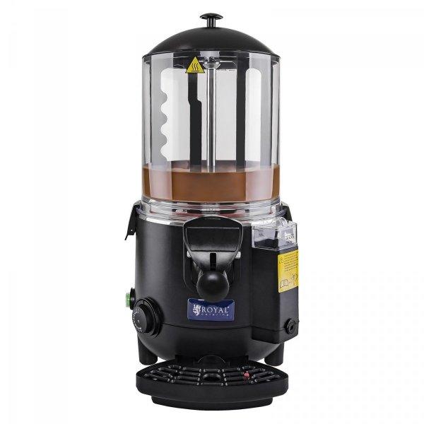 Podgrzewacz do czekolady / dyspenser - 10 litrów - 1000W ROYAL CATERING 10010557 RCSS-10