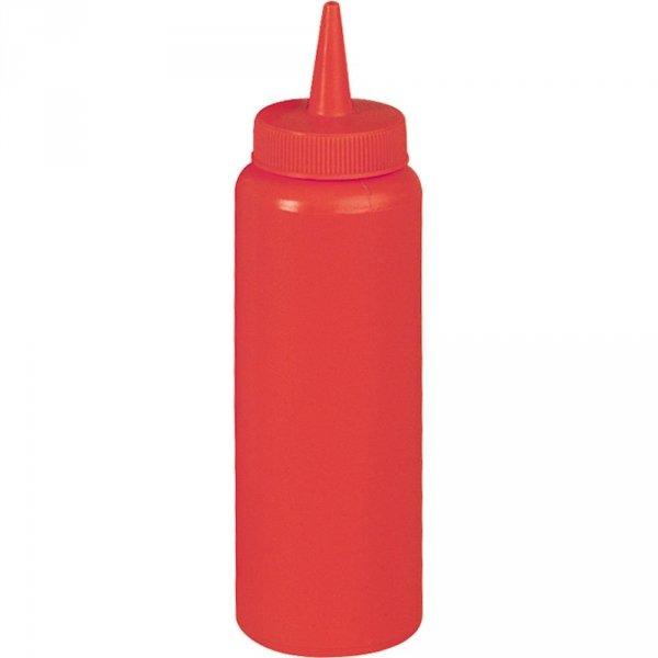 Dyspenser do sosów czerwony 0,35 l STALGAST 065351 065351