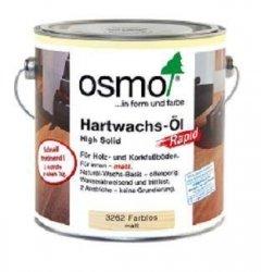 OSMO 3262 Wosk Twardy Olejny Bezbarwny RAPID Matt 10l