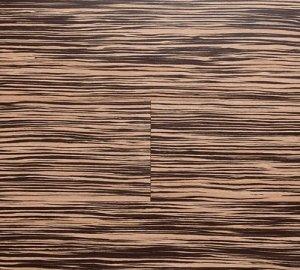Zebrano Bianco 2175x210x11,5 mm