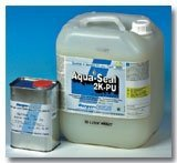 Berger-Seidle Aqua Seal 2K-PU mat  5,5 l