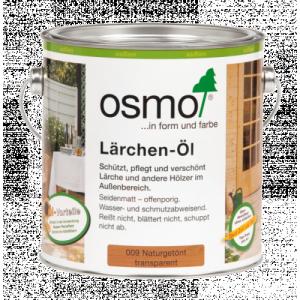 OSMO 009 Modrzew naturalnie stonowany olej do tarasów 0,75l
