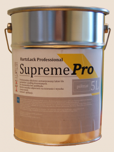 Hartzlack Supreme Pro mat 5l