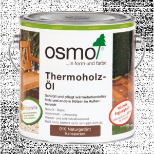 OSMO 010 Termodrewno naturalnie stonowany olej do tarasów 2,5l