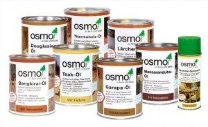 OSMO 020 Czarny olej do tarasów 25l