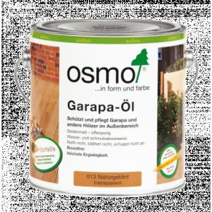 OSMO 013 Garapa naturalnie stonowany olej do tarasów 0,75l