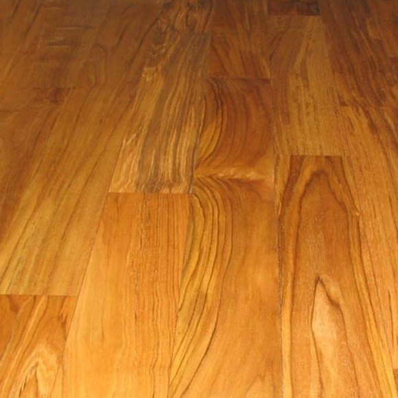 Teak Indonezja natur 15x70x300-600 mm