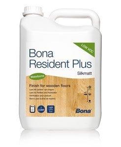 Bona Resident plus 10l półmat