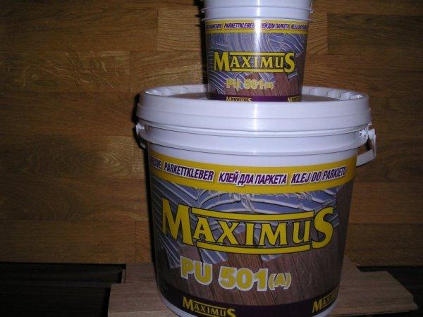 Maximus PU 501 (9+1kg)