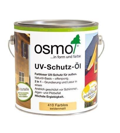 Osmo 410 Bezbarwny Standard Olej Ochronny UV 0,75 L