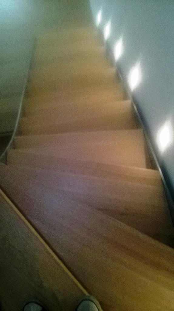 Trep dębowy lity drewniany kl.I 40x320x1000mm