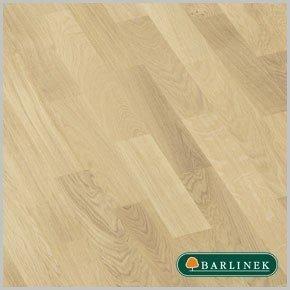 Barlinek Classic dąb naturalny family szer.207mm  3 lamele olej